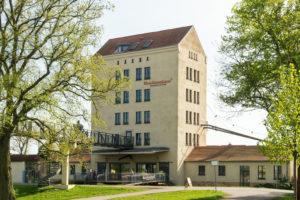 Brandenburg, Oder, Groß Neuendorf, Verladeturm