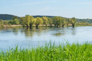 Brandenburg, Oder, Landschaft