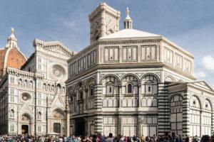 Florenz, Cattedrale di Santa Maria del Fiore, Baptisterium San Giovanni