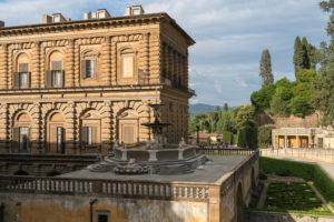 Florence, Giardino di Boboli