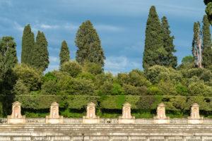 Florence, Giardino di Boboli, Amphitheatre