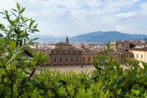 Florence, Giardino di Boboli, Palazzina della Meridiana