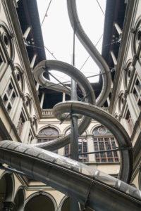 Florenz, Palazzo Strozzi, Kunstprojekt, Installation 'The Florence Experiment'