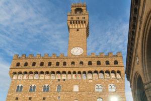 Florence, Palazzo Vecchio, Loggia dei Lanzi
