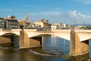 Florenz, Ponte alle Grazie