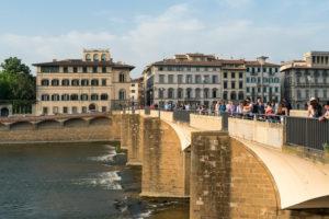 Florence, Ponte alle Grazie