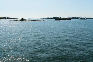 Helsinki, island Suomenlinna, archipelago