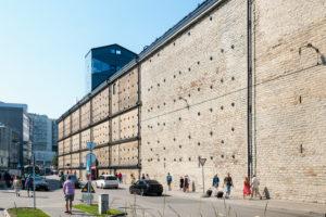 Estonia, Tallinn, Rotermann City, modern business district