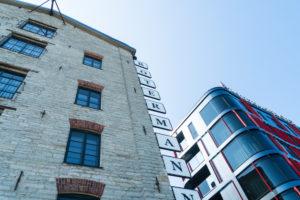 Estland, Tallinn, Rotermann City, modernes Geschäftsviertel