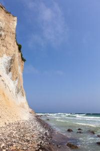 island of Rügen, Cape Arkona, cliffs, beach