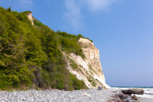 island of Rügen, Cape Arkona, cliff, beach, chalk cliffs