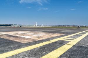Berlin, Tempelhofer Feld, former runway