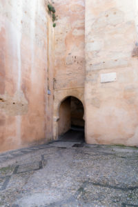 Spanien, Granada, Stadtteil Albaicin, Puerta Nueva
