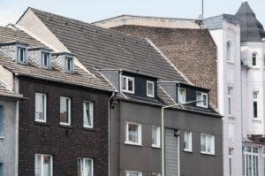 Duisburg-Meiderich, Wohnhäuser