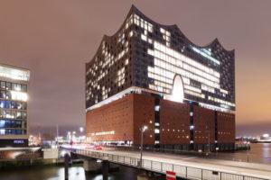 Elbphilharmonie, hafencity, Hamburg, Germany