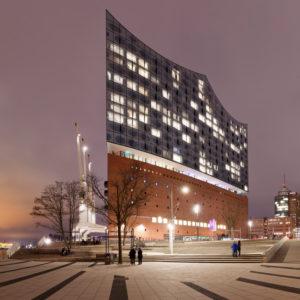 Elbphilharmonie, HafenCity, Hamburg, Deutschland