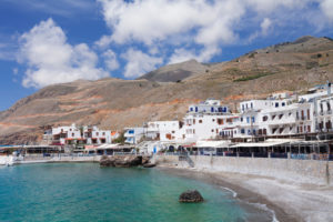 Chora Sfakion, Crete, Greece