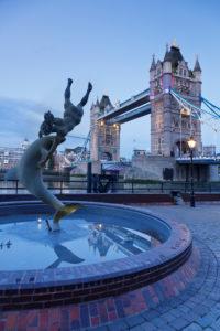 Tower Bridge, London, England, Grossbritannien