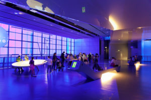 Interactive offer, Science museum, South Kensington, London, England, Great Britain