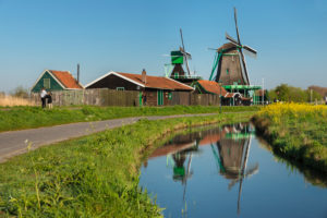 Zaanse Schans Open Air Museum, Zaandam, North Holland, Netherlands