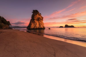 Cathedral Cove, Cathedral Cove Marina Reserve, Coromandel Peninsula, Waitako, North Island, New Zealand, Oceania