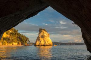 Cathedral Cove, Cathedral Cove Marina Reserve, Coromandel Peninsula, Waitako, Nordinsel, Neuseeland, Ozeanien
