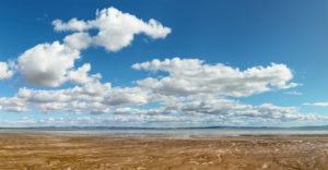 Firth of Thames, Wattgebiet und Salzmarschen Waikato, Nordinsel, Neuseeland, Ozeanien