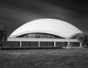 Europe, Germany, Hesse, Frankfurt, Jahrhunderthalle (Centennial Hall)