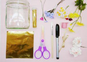 DIY, tinkering, pencil holder, unicorn