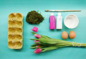 Easter decoration, tinkering, DIY,