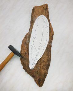 DIY, String Art, Feder,