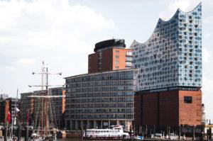 Germany, Hamburg, Elbe philharmonic