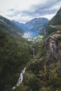 Norway, Stranda, Geiranger