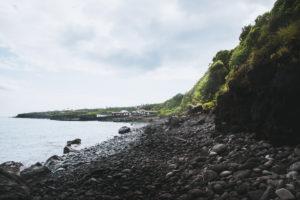 Azores, Pico, coast