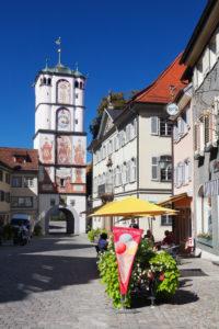 Ravensburger Tor, Wangen, Oberschwaben, Baden Württemberg, Deutschland