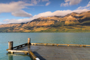 Glenorchy Lagoon, Glenorchy, Otago, South Island, New Zealand, Oceania