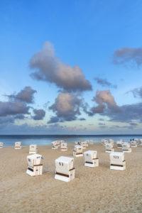 Strand von Hörnum, Insel Sylt, Nordfriesland, Friesland, Schleswig-Holstein, Norddeutschland, Deutschland, Europa