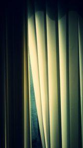 Lamellen Vorhang