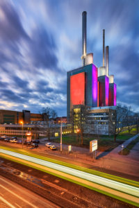 Linden power station in Hannover, Germany