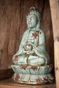 Statue, Buddha,