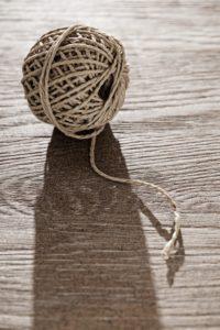 Balls, Knitting skein, rope, cord,