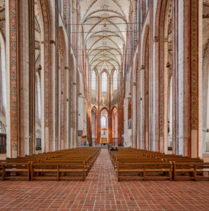 Germany, Schleswig - Holstein, Lübeck, church, St. Mary's Church