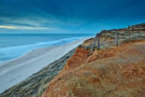 Germany, Schleswig - Holstein, island of Sylt, Kampen, 'Rotes Kliff'