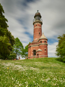 Germany, Schleswig Holstein, Kiel, lighthouse Holtenau, lighthouse