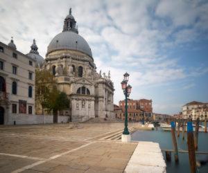 Santa Maria della Salute, Venice, Veneto, Italy