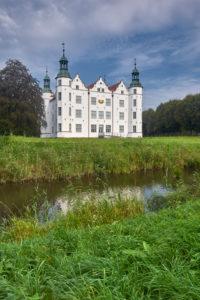 Germany, Schleswig-Holstein, 'Schloss Ahrensburg' (Ahrensburg Palace)