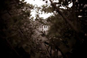 Versteckte Villa,