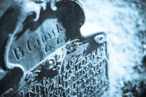 Antiker Grabstein mit Relief,