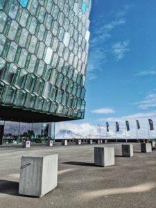 Konzerthaus Harpa, Reykjavik, Island