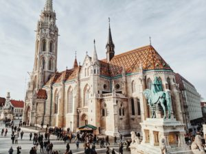 Matthias Church (Church of the Assumption of the Buda Castle) in Budapest